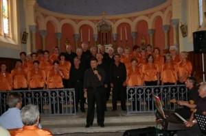Chorale orange