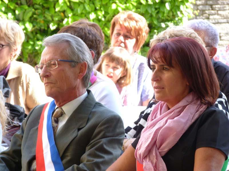 Les Maires de Giaveno et Valbonnais